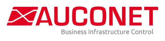 AUCONET Logo (inkl. Business Infrastructure Control)