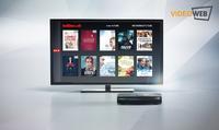 Die Schweizer Filmkunstkino-Liebhaber können Spielfilme jetzt exklusiv per VideoWeb auf ihrem TV genießen