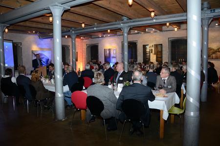 der 8. Nordische Abend Walzenmühle Flensburg, Foto: Torsten Haase/FH Flensburg