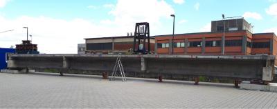 Bauteiltest Universität Luxembourg