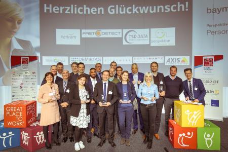 Bayerns Beste Arbeitgeber 2017