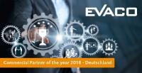 EVACO als Commercial Partner of the year von Qlik® ausgezeichnet