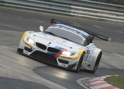Dunlop   BMW Z4 GT3
