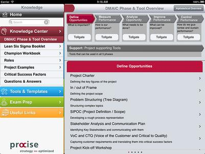 NEW: Interactive Green Belt trainer in Lean Six Sigma Coach