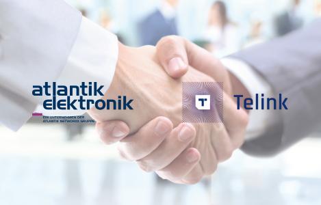 Telink und Atlantik Elektronik unterzeichnen Distributionsvereinbarung