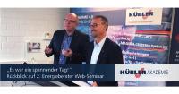 RÜCKBLICK AUF DAS 2. ENERGIEBERATER WEB-SEMINAR VON KÜBLER
