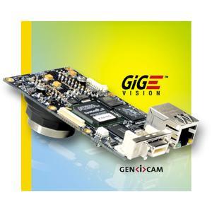 Prosilica GE - board-level machine-vision camera - ultra-compact, light weight