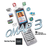 Texas Instruments New OMAP™ 3 Architecture Will Spark Development of a New Class of Mobile Phones