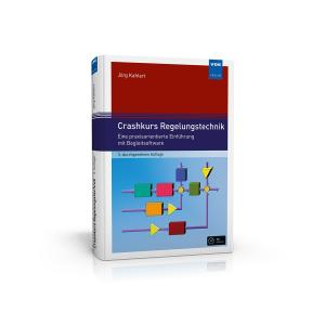 Cover Crashkurs Regelungstechnik