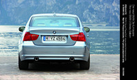 The new BMW 3 Series Saloon (07/2008)