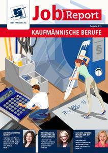 Der aktuelle WBS JobReport informiert über Trends und Entwicklungen auf dem deutschen Stellenmarkt für Kaufmännische Berufe. Das Titelbild des WBS JobReports Kaufmännische Berufe, 2015 © WBS Training AG. Das Bild stellen wir Ihnen gern in druckfähiger Auflösung zur Verfügung.
