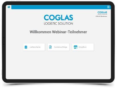 COGLAS Partnerportal