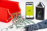 PA6 und PA66 einfach unterscheiden mit der mobilen Nah-Infrarot-Spektroskopie-Lösung von trinamiX, Copyright: trinamiX GmbH