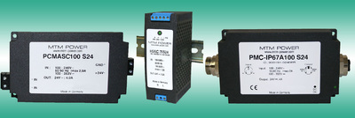 PCMASC100, HSAC75 und PMC-IP67A100
