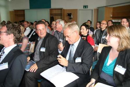 Knapp 80 Interessierte kamen zur 4. Hohenstein Innovationsbörse, um den Vorträgen zu folgen