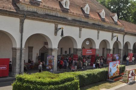 Bad Nauheim spielt vom 16. bis 18. Juni (4)