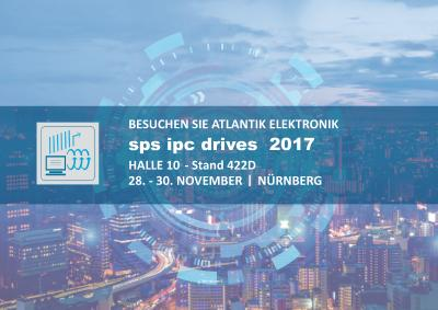 Atlantik Elektronik @ SPS IPC DRIVES 2017 in Nürnberg