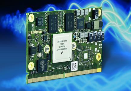 Ultra-low-power Computer-on-Module mit Freescale i.MX6 - die ideale Plattform für robuste Anwendungen in einem weitem Performance-Bereich