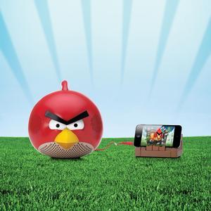 Angry Birds Lautsprecher_roter Vogel
