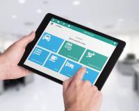 Die PiSA sales Fieldservice-App