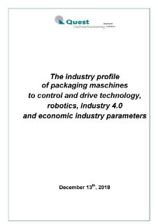 The industry profile for the automation of packaging machines - new Quest study