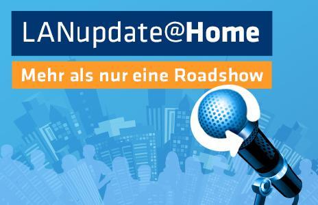 Logo LANupdate@Home