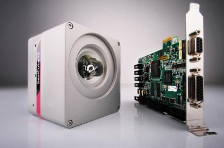 basiCube Scan-Kopf für Kunststoff-3D-Druck