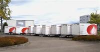 Zum Start in die Heizsaison stehen bei Hotmobil weitere 30 mobile Energiezentralen im Mietpark zur Verfügung / Bildquelle: Hotmobil Deutschland GmbH