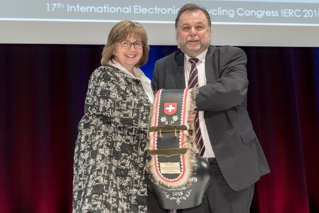 Honorary Award Winner