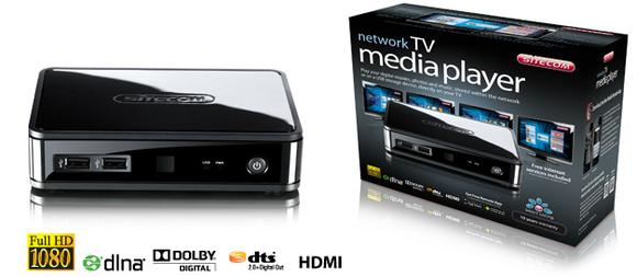 MD-273 Network TV Media Player