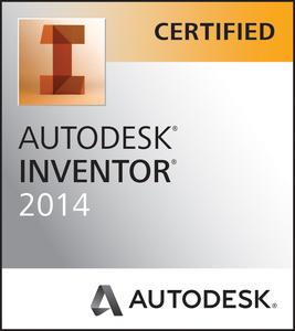 hyperMILL® is certified for Autodesk Inventor 2014 / Autodesk