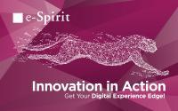 """e-Spirit präsentiert auf der DMEXCO 2018  """"Innovation in Action"""""""