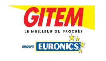 Logo Gitem/Euronics