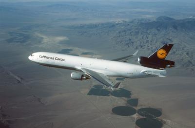 Die Lufthansa Cargo AG hat Contec-X für den technischen Support und das Application Management der Projektmanagement-Software CA Clarity PPM beauftragt, Bildquelle: FRA F/CI, Lufthansa Cargo