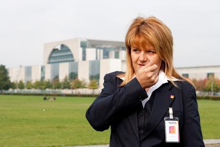 Insgesamt sind rund 350 Piepenbrock-Mitarbeiter für den Auftrag beim Deutschen Bundestag beschäftigt. (Bild: Piepenbrock)