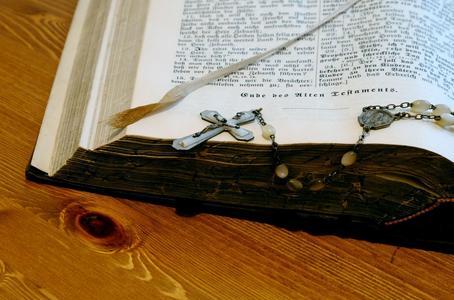 Die Bibel - ein repräsentative Geschenk