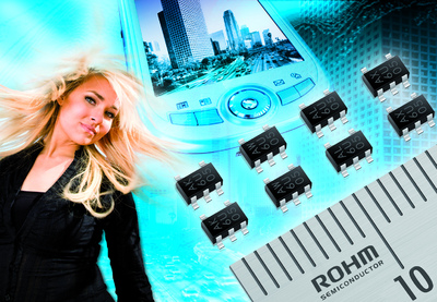 ROHM Announces CMOS Operational Amplifiers for Ultra-low Current Consumption and Quick Response