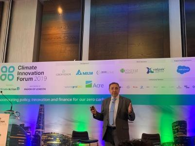 Delta Joins the Climate Innovation Forum 2019 to Drive Changes on the Climate Front