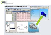 Aufgabe: einkaufsgesteuerte Stücklistenverwaltung der Norm- und Kaufteile/ Lösung: Partsolutions - das intelligente Teilemanagementsystem