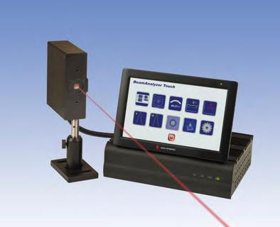 AMS Technologies presents a new small footprint beam analyzer
