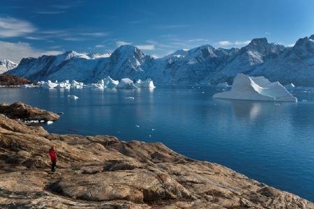 Grönland-Fjord / Quelle: Depositphotos