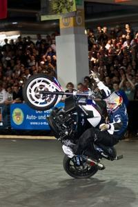 Chris Pfeiffer, Indoor World Champion  2