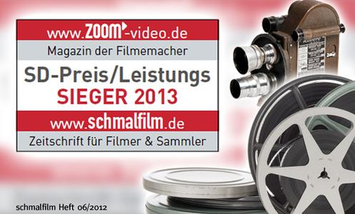 Schmalfilm, Super 8, Normal 8 digitalisieren auf DVD
