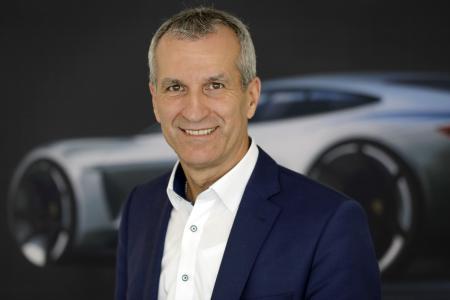 Albrecht Reimold, Vorstand Produktion und Logistik der Dr. Ing. h.c. F. Porsche AG