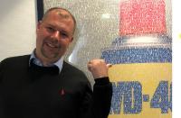 Gerd Frank, neuer General Manager WD-40 D.A.CH:
