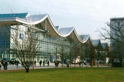 Der größte Messe-Marktplatz der Welt