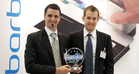SpectroPad wins EDP Technical Committee Award