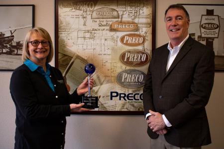 Leslie Matt Award Presentation
