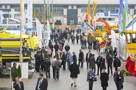 Fachmesse inter airport Europe