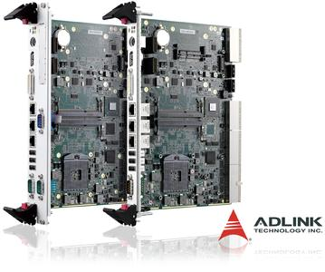 ADLINK Technology Presents 2nd Generation Intel® Core(TM) i7 Processor-Based 6U CompactPCI® Blade with Remote Management
